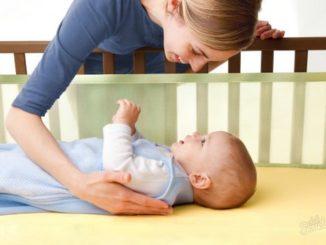 Как приучить ребенка спать одному