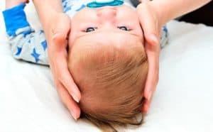 измерение окружности головы у детей