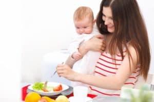 Можно ли кушать огурцы кормящей маме