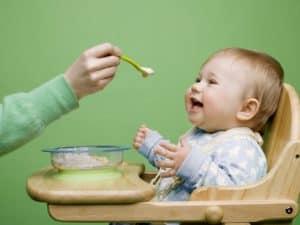 Правила приготовленият супов для малыша
