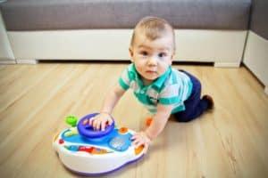 Доктор Комаровский о малышах 4 месяцев от роду