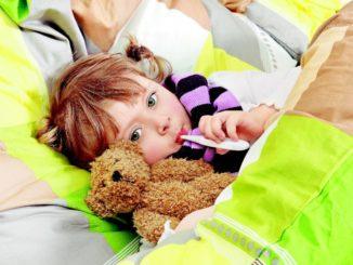 Медовая лепешка для детей от кашля
