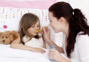 Как давать ребенку редьку с медом