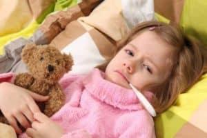Профилактика простуд и ОРВИ у малышей