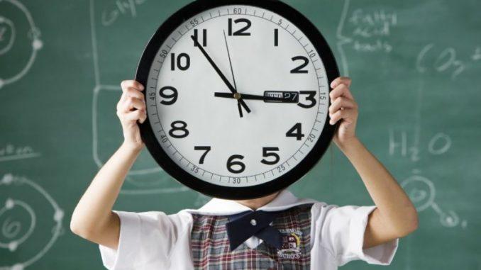 Как научить ребенка определять и понимать время