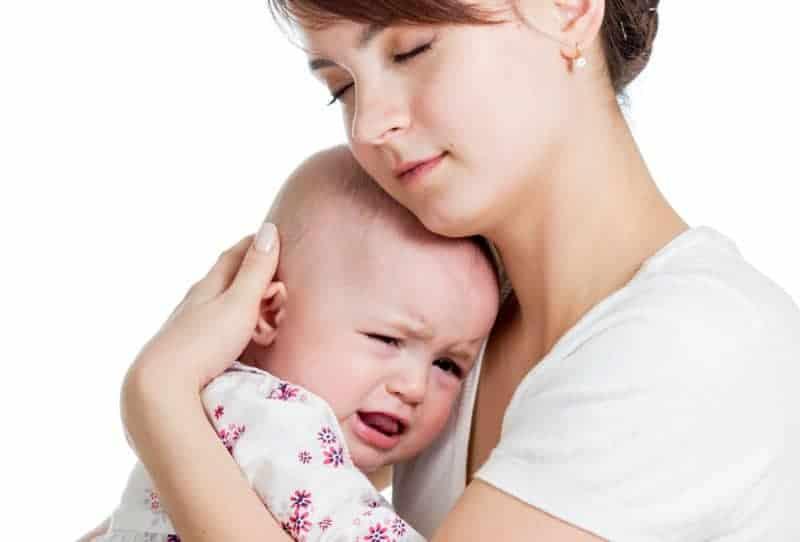 Причины, по которым ребенок просыпается ночью