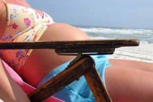 Можно ли загорать беременным на солнце, море, пляже