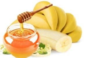 Бананы от кашля для детей