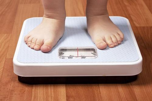 Рос и вес детей в один год