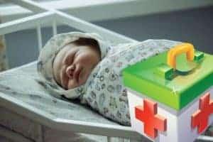 Аптечка для новорожденного - список лекарств