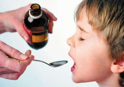 Как давать молоко детям при кашле
