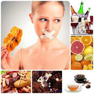 Что нельзя кушать при грудном вскармливании