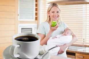Можно ли кофе кормящей маме