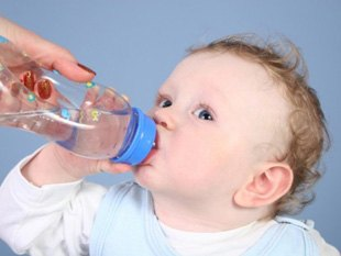 Употребление жидкости при температуре у ребенка