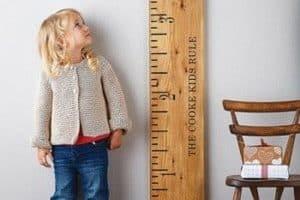 Размеры детской одежды по возрасту