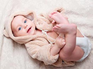 Режим ребенка в 3 месяца жизни