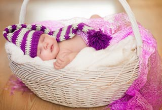 Нормы сна ребенка в 1 месяц