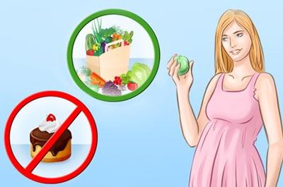 Питание во время тридцать восьмой недели беременности