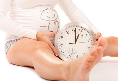Предвестники родов при 1 и 2 беременности