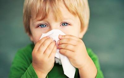 Лечение насморка Протарголом у младенцев