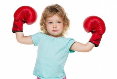 Учим ребенка постоять за себя