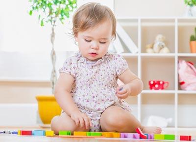 Различия в развитии девочек и мальчиков в 1 год и 2 месяца