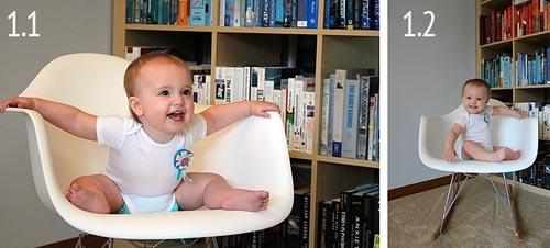 Отличия ребенка в 1 год и 2 месяца от года