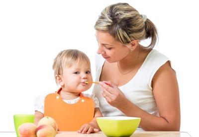 Кормление ребенка в 1 год и 2 мес
