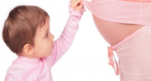 Малыш в животе на 22 неделе беременности