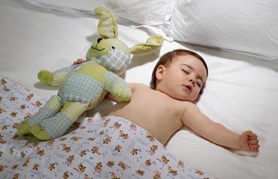 Сон малыша в год и 2 месяца