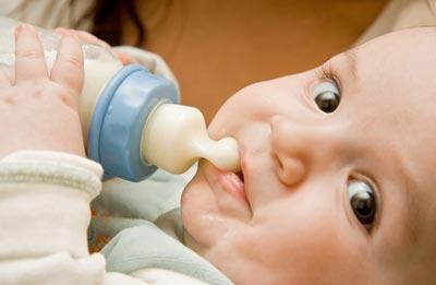 Режим кормления ребенка в 7 месяцев