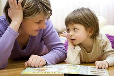 Развитие речи в три годика