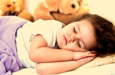Сон ребенка в 3 года