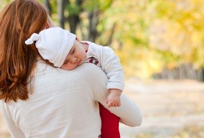 Сон детей в семь месяцев
