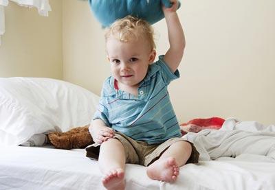 Что делать, чтобы ребенок заговорил в 2 года