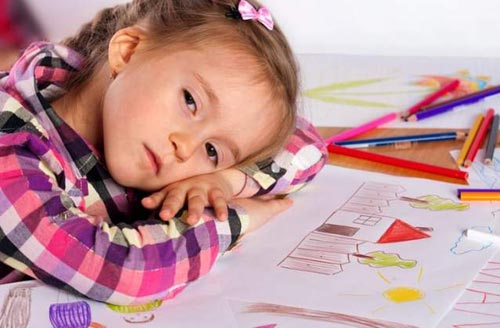 Особенности ЦНС у детей