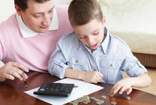 Разговоры с детьми о деньгах