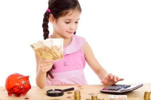 Научить ребенка использовать карманные деньги