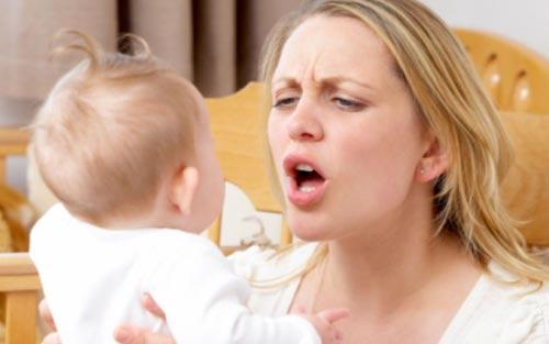 Возможные расстройства женщины после родов