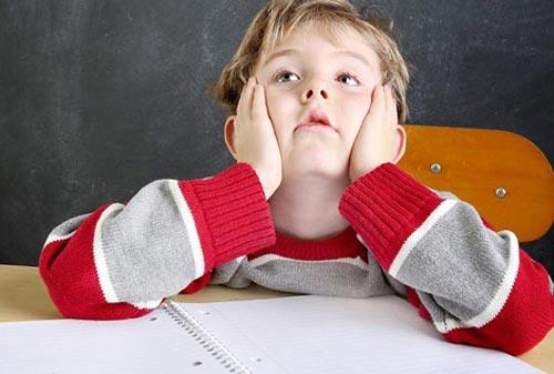 Причины рассеянности детей