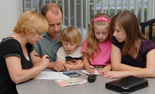 Привитие ребенку навыков финансовой грамотности