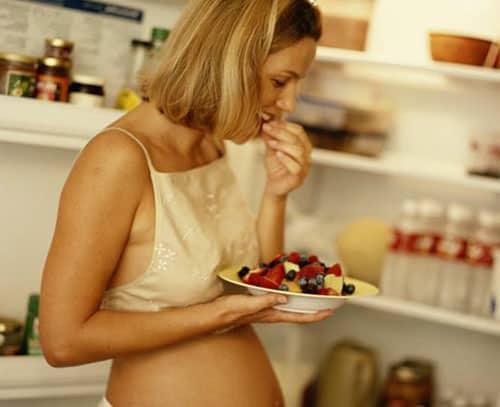 Питание для беременных женщин на 9 неделе