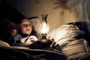 Ночные страхи у детей - причины и их виды