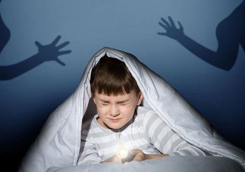 Что такое ночные страхи у детей