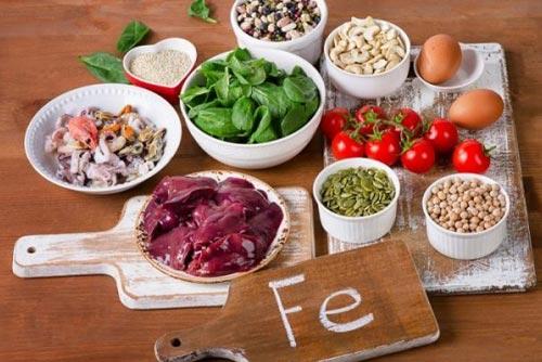 десять полезных продуктов в период беременности