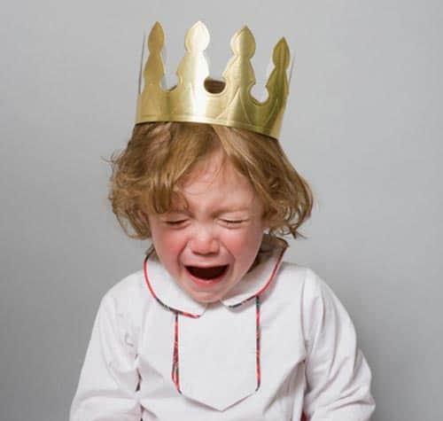 Детские капризы и избалованность