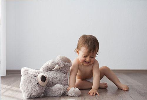 Важность режима для ребенка в 1 год