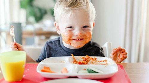Особенности питания  ребёнка в 1 год