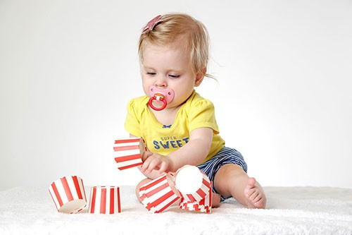 Игры с годовалым малышом