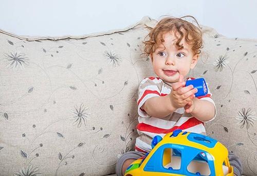 Игры ребенка в 11 месяцев